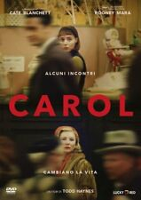 Dvd Carol  - (2015) *** Contenuti Extra ***.....NUOVO
