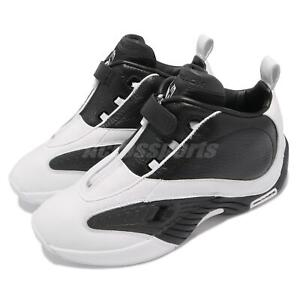 Reebok The Answer IV 4 Allen Iverson I3 White Black Men Basketball Shoes FY9691