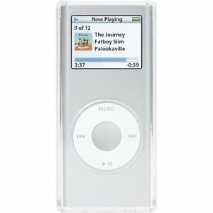 Griffin iClear Transparent Case for 2G iPod Nano
