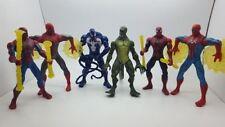 Figuras de acción de superhéroes de cómics PVC de Spider-Man