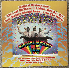 The Beatles - Magical Mystery Tour - 1967 Vinyl LP - SMAL 2835 w/Book - '78 RE