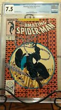 Amazing Spider-Man Vol 1 Issue #300 (25TH ANNIVERSARY; CGC 7.5) by Comic Blink