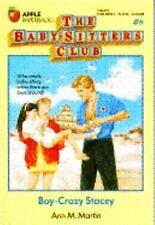 Boy-Crazy Stacey (Baby-Sitters Club)