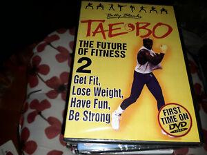 Billy Blanks' Tae-Bo - Vol. 2 [DVD]  new sealed dvd  free uk postage