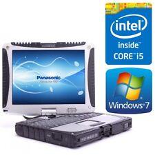 "Panasonic Toughbook CF-19 Mk4 Intel i5 540UM 4G 500G Modem 10.4"" Win 7 Pro"