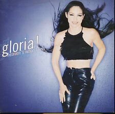 GLORIA ESTEFAN CD SINGLE HEAVEN'S WHAT I FEEL