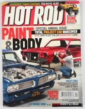 Hot Rod Magazine April 2007 Annual Project Car Makeover Hemi 57 Chevy Dune Buggy