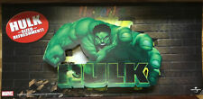 Fla-Vor-Ice 2003 Marvel - Hulk Movie Promotion - Sign -Rare