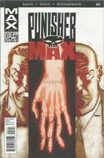 PUNISHER MAX #5 (2010) Back Issue (S)