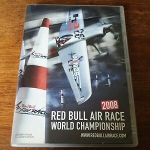 The 2008 Red Bull Air Race World Championship DVD R4 Like New! FREE POST