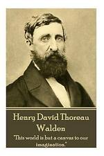 """Henry David Thoreau - Walden """"It's Not What You Look at That Mat by Thoreau Henr"""