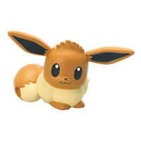 Pokemon Tsunagete Pokemon CORD KEEPER! #3 Eevee Mini Figure Japan
