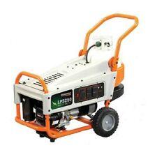Generac LP3250 Portable Generator, 3250/3750 Watts, 25-ft & 10-ft cords