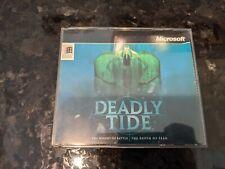 Deadly Tide (1996 PC CD-ROM Windows 95)