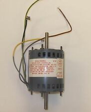 A.O. Smith Electric Motor JF1E018N, 1/16 HP, 240 V, 50/60 Hz, 2500/3000 RPM