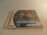 Shadow Man (Sega Dreamcast, 1999) Complete CIB Fun Game ShadowMan *READ*