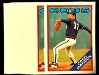 1988 Topps GREG MADDUX ~ 20 CARDS LOT ~ BRAVES HOF HALL OF FAME INDUCTEE