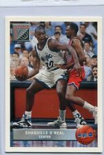 1992-93 UPPER DECK #P43 SHAQUILLE O'NEAL ROOKIE ORLANDO MAGIC FUTURE FORCE