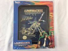 American Chopper JET BIKE Wall Clock NEW Sealed Discovery Channel