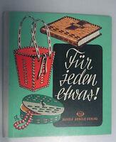 Für jeden etwas *Praktische Dinge Geschenke aus Leder u.Kunststoffen *Bastelbuch