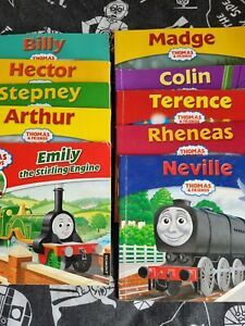 Thomas And Friends Books x 10