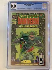 Green Lantern V3 50 - CGC 8.0 - 1st Kyle Rayner - DC Universe Edition