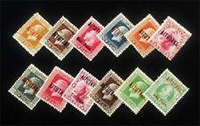 nystamps British Aitutaki Stamp # 7/27 Mint Og H/Nh $50 J15y1876