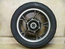 Suzuki 1100 GS GS1100-GL Used Rear Wheel Rim 1982 Vintage SB33 SW85