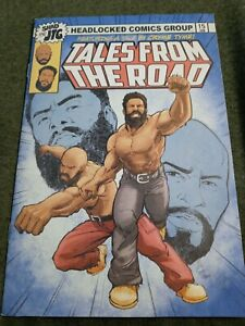 Tales From The Road Cryme Tyme JTG Shad Gaspard Comic PW Crate Exclusive