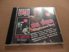 "TOTAL GUITAR "" VOL 41 MARCH 1998 ** CD EXCELLENT NEIL YOUNG / THE SMITHS"
