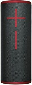 Ultimate Ears UE Boom 3 Bluetooth Wireless Speaker- Dusk-Red/Black (Floats)