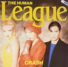 The Human League - Crash (W/ Human) [New Vinyl] Gatefold LP Jacket