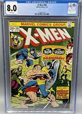X-Men 86 CGC 8.0
