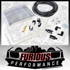 Ford FG Falcon 5 Speed Automatic Trans Oil Cooler Coolant Bypass Kit TCK-F385FG