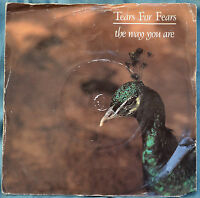 """Tears For Fears The Way You Are 7"""" – IDEA 6 – VG"""