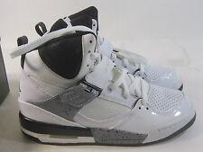 new Nike Air Jordan Flight 45 High (Gs) White Red Black Size 6.5Y
