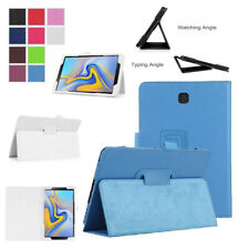 """Magnetic Stand Leather Case Cover For Samsung GALAXY Tab 3 / Tab 4, 7"""" 8"""" 10.1"""""""