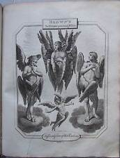 Brown's Self Interpreting Bible, 1810, 2 Quarto Volumes illustrated