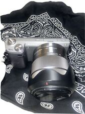 Sony Alpha NEX-5N 16.1MP Digital Camera - Black (Kit w/ E PZ OSS 16-50mm Lens)