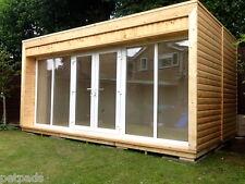 Home Office/ Garden Office/ Granny Annex/ Garden Room/ Summerhouse 5mx3m