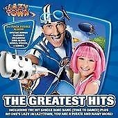 Various Artists: LazyTown (Greatest Hits/Original Soundtrack 2010) 2CD 64 Tracks