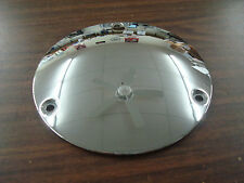 CHROME DOME DERBY COVER FOR HARLEY DAVIDSON BIG TWIN MODELS 1970 - 1998