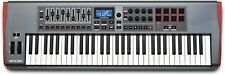 Novation IMPULSE 61 61 Key Weighted USB MIDI Keyboard Controller w/ USB Port New