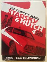 Starsky & Hutch: The Complete Series (DVD, 2014, 16-Disc Set)(NEW)