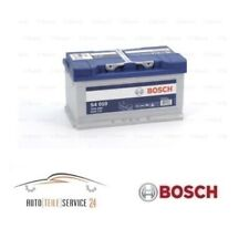 Bosch Starterbatterie S4 Auto batterie Akku 740A 80Ah Audi A5 A6 Bmw Chevrolet