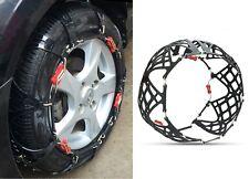 US A12 215/60R16 215/65R16 225/55R16 Snow Tire Chain  For Car Tire Set of 2