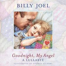 Goodnight, My Angel: A Lullabye (Book & Audio CD) (CD: Goodnight, My A-ExLibrary