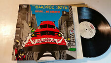 Slickee Boys Uh Oh No Breaks! LP Twintone 1984 SIGNED by band ! autographed rare