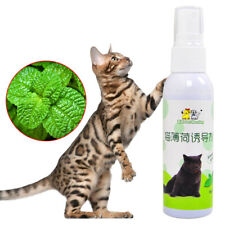 Natürliches Katzenminze-Spray-Katzen-Platten-Induktor-frische Extrakt Cat Catnip