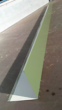 0.5mm Polyester Coated Olive Green Metal Flashing 3m Long